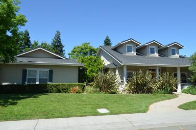 Davis CA Single Family Home For Sale: $1,102,000