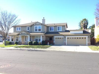 Manteca Single Family Home For Sale: 2189 Sanctuary Way