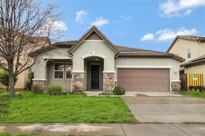 Stockton Single Family Home Contingent: 2241 Middlebury Way