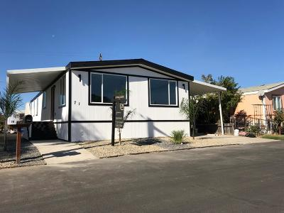 Modesto Mobile/Manufactured For Sale: 1459 Standiford Ave