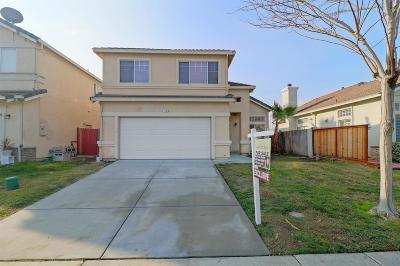 Tracy Single Family Home For Sale: 1730 Laurelgrove Lane