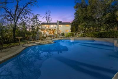 Granite Bay CA Single Family Home For Sale: $934,900