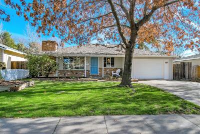 Sacramento Single Family Home For Sale: 5235 Minerva Avenue