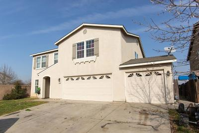 Merced Single Family Home For Sale: 1195 Evening Star Drive