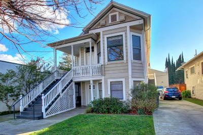 Multi Family Home For Sale: 2822 S Street