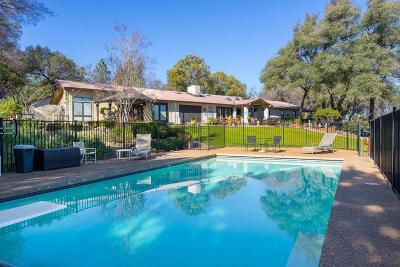 Sutter Creek Single Family Home For Sale: 11890 Nugget Lane