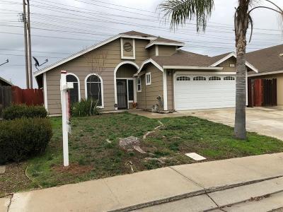 Modesto Single Family Home For Sale: 1516 Prospect Lane