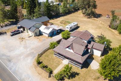 Placerville Single Family Home For Sale: 4415 Pleasant Valley Road