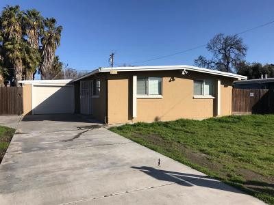 Turlock Single Family Home For Sale: 107 Hedstrom Road