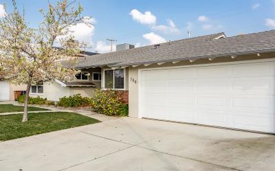 Lodi Single Family Home For Sale: 766 South Crescent Avenue