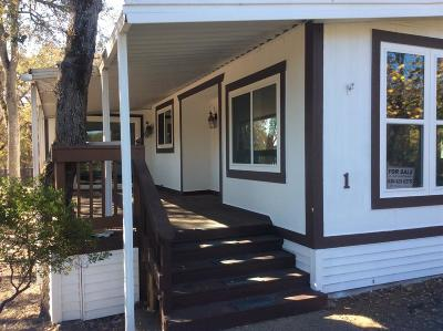 Shingle Springs Mobile/Manufactured For Sale: 4700 Old French Town