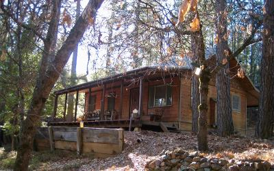 Wilseyville Single Family Home For Sale: 3756 Blue Mountain Road