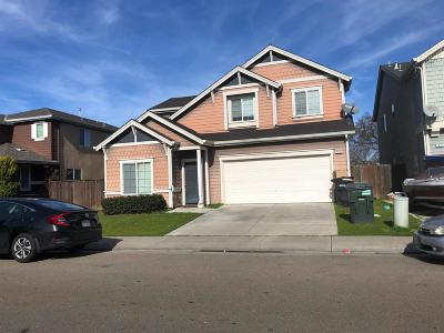 Modesto Single Family Home For Sale: 1937 San Ramos Way