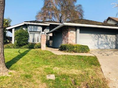 Stockton Single Family Home For Sale: 5169 Gadwall Circle