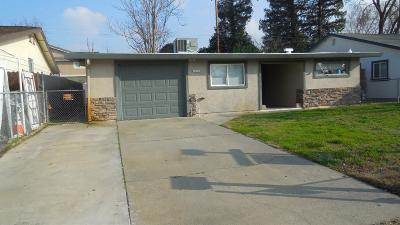 West Sacramento Single Family Home For Sale: 609 Hardy Drive