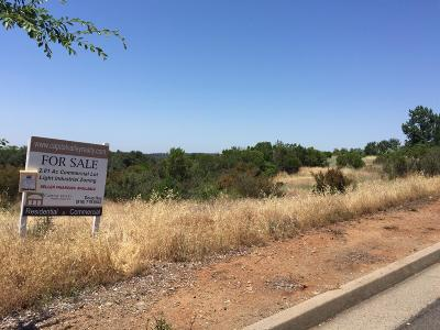 Shingle Springs Commercial Lots & Land For Sale: 4220 Business Drive