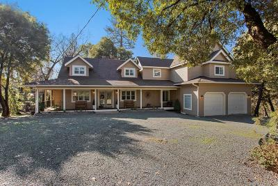 Colfax Single Family Home For Sale: 711 Quail Haven Road