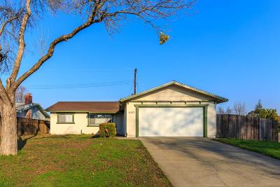 Citrus Heights Single Family Home For Sale: 6425 Cheltenham Way