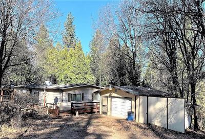 Wilseyville Single Family Home For Sale: 4478 Tree Ln