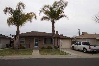Manteca Single Family Home For Sale: 645 Pine Street