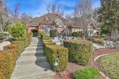 Granite Bay CA Single Family Home For Sale: $995,900