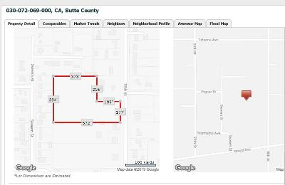 Oroville Residential Lots & Land For Sale: 18th St.