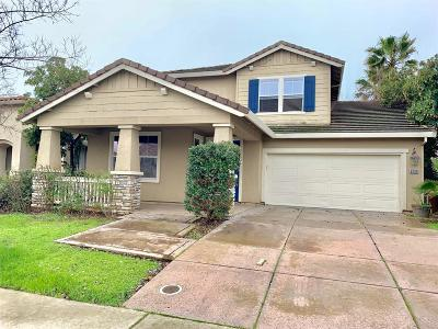 Elk Grove Single Family Home For Sale: 6200 Jefjen Way