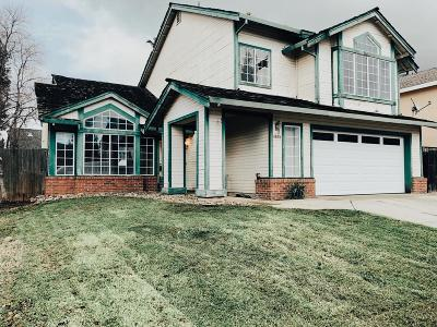 Antelope Single Family Home For Sale: 4635 Forrester Way