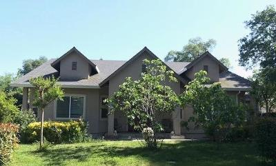 Citrus Heights Single Family Home Pending Sale: 7596 Park Drive