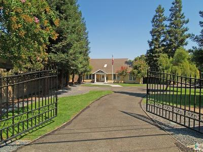 Modesto Single Family Home Contingent: 319 Stewart Road
