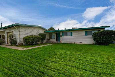 Merced Single Family Home For Sale: 3039 North Parsons Avenue