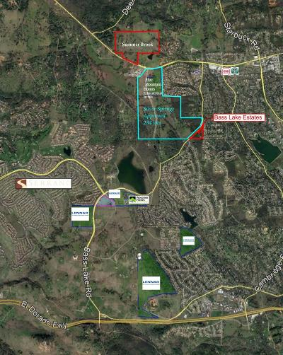 El Dorado Hills Residential Lots & Land For Sale: 2701 Bass Lake Road