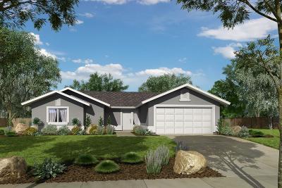 Merced Single Family Home For Sale: 1187 E