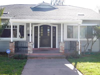 Stockton Single Family Home For Sale: 1418 Picardy Drive