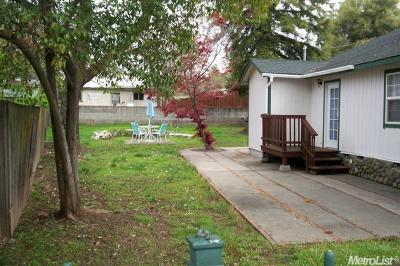 El Dorado County Multi Family Home For Sale: 6220 North Street