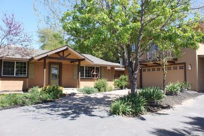 Granite Bay Single Family Home For Sale: 8105 Berg Street