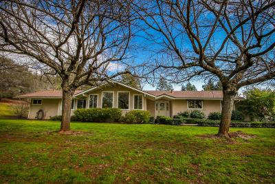 Auburn CA Single Family Home For Sale: $650,000