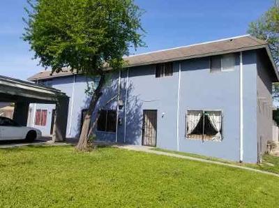 Stockton Multi Family Home For Sale: 2807 Pixie Drive