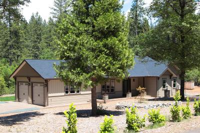Nevada City Single Family Home For Sale: 11340 Constitution Court