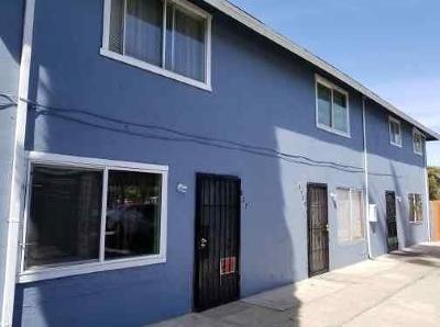 Stockton Multi Family Home For Sale: 2815 Pixie Drive