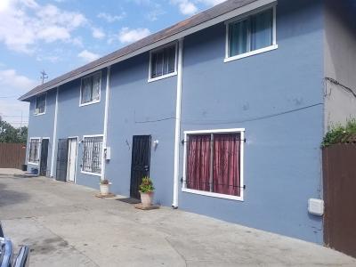 Stockton Multi Family Home For Sale: 2823 Pixie Drive