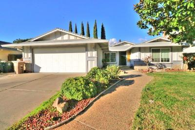 Elk Grove Single Family Home For Sale: 8790 Los Encantos
