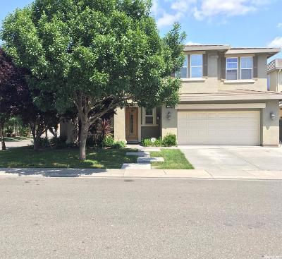 Modesto Single Family Home For Sale: 3124 Knightsbridge Drive