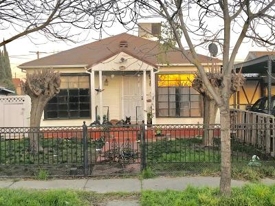 Stockton Multi Family Home For Sale: 1136 South Commerce Street #1144