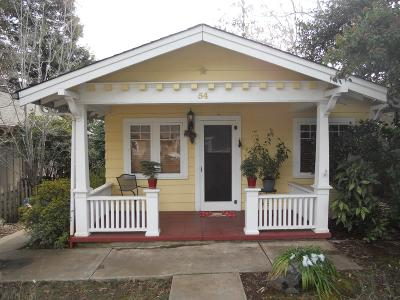 Placer County Commercial For Sale: 54 West Grass Valley Street