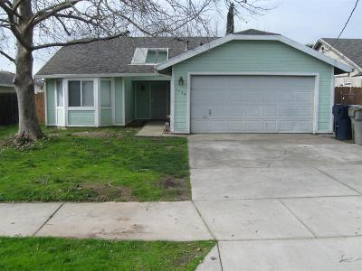 Sacramento Single Family Home For Sale: 3339 Taylor Street