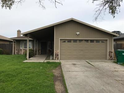 Stockton Single Family Home For Sale: 3251 Juliet Road