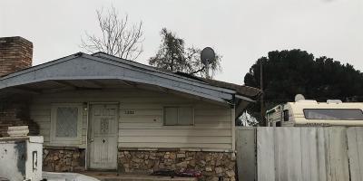 Modesto Single Family Home For Sale: 1202 Garden Avenue