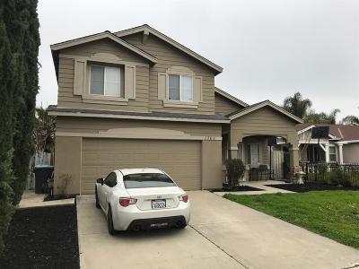 Stockton Single Family Home For Sale: 1765 Lever Boulevard