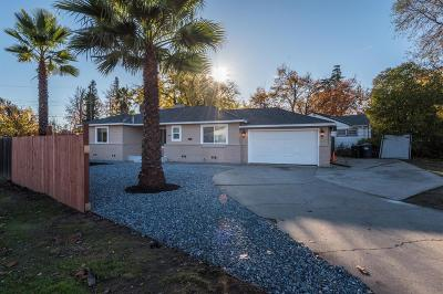 Sacramento Single Family Home For Sale: 3460 Harmony Lane